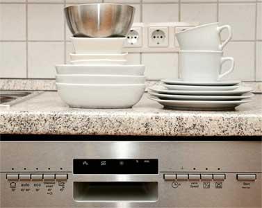 Ne pas trop charger le lave-vaisselle