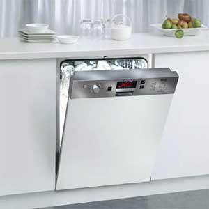 L'élégance du lave-vaisselle encastrable