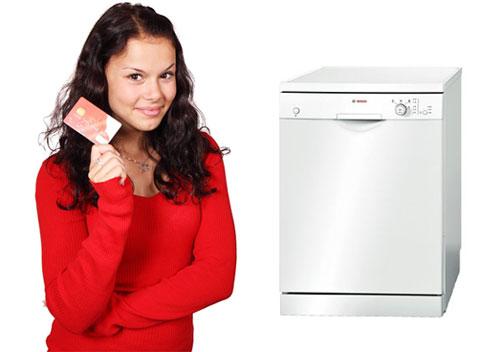 Un lave-vaisselle à quel prix ?