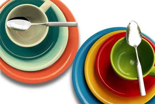 Le programme rapide pour une vaisselle peu sale