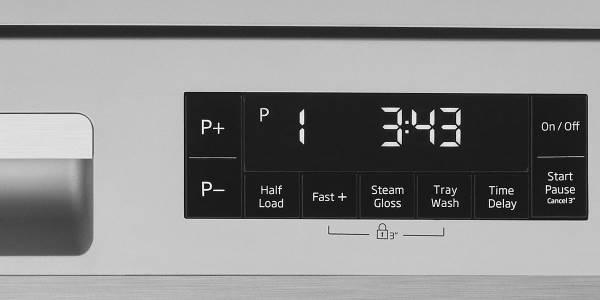 Programmateur de lave-vaisselle